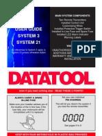 Datatool User Guide System3_ug