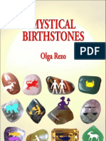 Mystical birthstones - preview