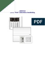 Gebruikers Handleiding Jablotron a-63KRX[1]