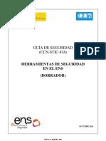 818-Herramientas de Seguridad en El ENS-Oct12