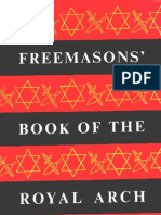 Freemasons Book of the Royal Arch