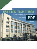 East End Tech Titans