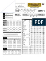 photo relating to 3.5e Character Sheet Printable known as Dungeons and Dragons 3.5 Identity Sheet Purpose Actively playing