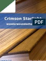 Wonderwoundedhearers - Crimson Starlight