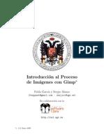 FOT- Introducción al Proceso de Imagenes con GIMP- Pablo García