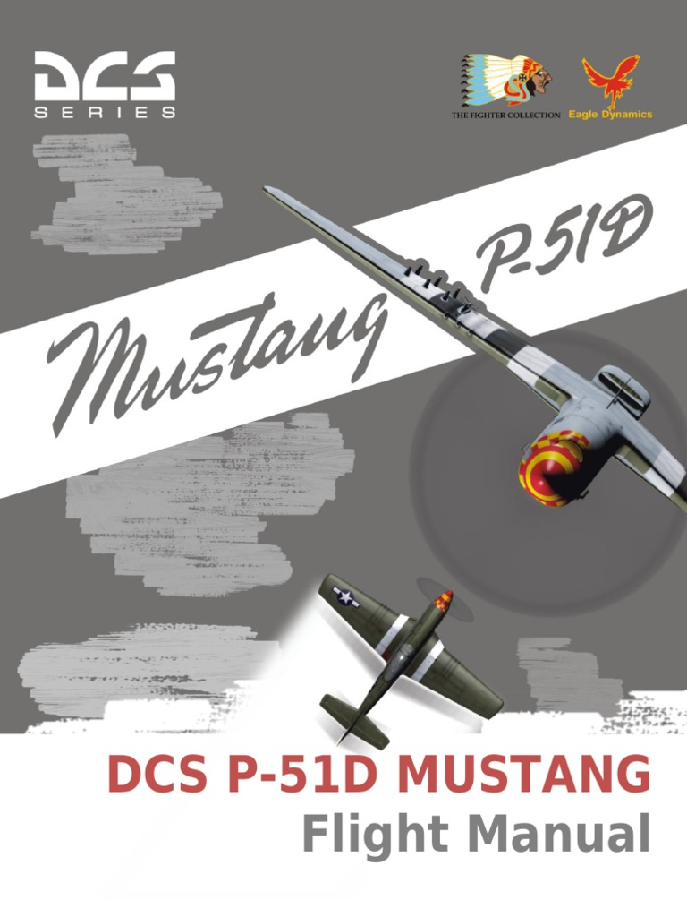 Dcs P 51d Flight Manual En North American 51 Mustang Empennage 9000 Lb Eagle Lift Wiring Diagram