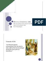 Stock Investing 101 - Differentiating MF_UITFs_Stocks