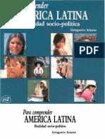Gregorio Iriarte, Para comprender América Latina. Realidad socio-política