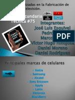 Presentacion de Celular,Computadora y T.V.