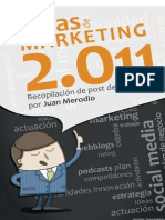 Ideas de Marketing 2011 Recopilacion de Post de Marketing 20