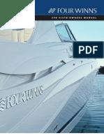 Fourwinns Boat 348vista