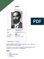 Camilo Pessanha Vida e Obra