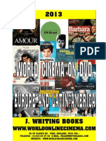 Booklet List of European and Latin American films available on dvd - www.worldonlinecinema.com