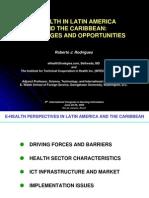 eHealth in Latin America