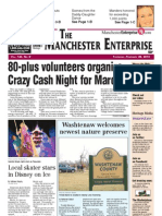 Manchester Enterprise Front Page for Feb. 28, 2013