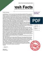 Fresh Facts Feb 2013