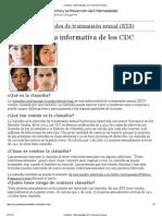 Clamidia - Enfermedades de Transmisión Sexual