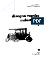 [eBook] Chirone - Tornincasa - Disegno Tecnico Industriale - Volume Unico