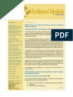 E-Technical Update Sept2009
