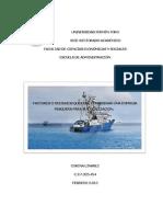 Factores de Localizacion de La Industria Pesquera