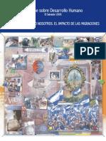 Sinopsis Informe Sobre Desarrollo Humano El Salvador 2005