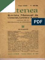 Defensa de la memoria (Notas sobre la enseñanza) | Luis Alberto Sánchez