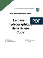 Le Bassin Hydrographique de La Riviere Cugir