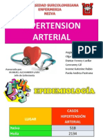 Hipertension Arterial- Patologias