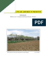 Formazioni Lineari Arboree in Piemonte
