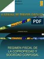 Diapositivas Contrato de Capitulaciones y Sociedad Conyugal