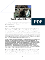 Microsoft Word - Truth About the Devil
