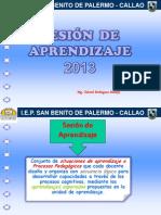 Sesion Aprendizaje San Benito (1)