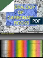 Carbonates 01, Mineralogy