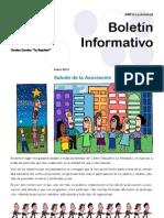Boletin Informativo Ampa Amistad 2013