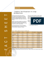 sulphur fertilization in crop production.pdf