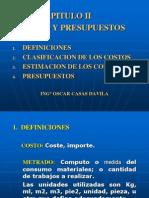 Costos y Presupuestos - Cap II (r1)