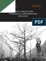 Crisis, Indignación y Movimientos Sociales (Economistas sin fronteras)