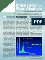 Floor Vibration
