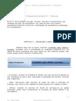 Direito Processual Civil Teoria e Exercicios