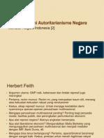 Menafsir Negara Indonesia [2] - Basis Ekonomi Autoritarianisme Negara.pptx