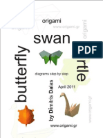 Butterfly Swan Turtle