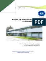 Manual de Primeros Auxilios Enfermeria