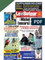LE BUTEUR PDF du 24/02/2009