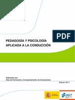 Pedagogia y Psicologia 1º evaluacion  temas del  1 al 7