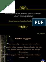 Bmm 3101 Pengajian Sukatan Pelajaran Bahasa Melayu Sekolah