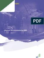Energy - Decommissioning 2002-4