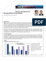Health is Wealth:Health Care Spending As An Emerging Market Growth Engine - GMO