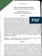 Korpus Teori Pembentukan Kontrak1