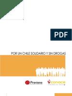 Manual de Prevención de Drogras Familias Chile Solidario