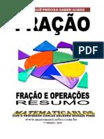 FRAÇÃO - APOSTILA DE RESUMO - 7.ª EDIÇÃO